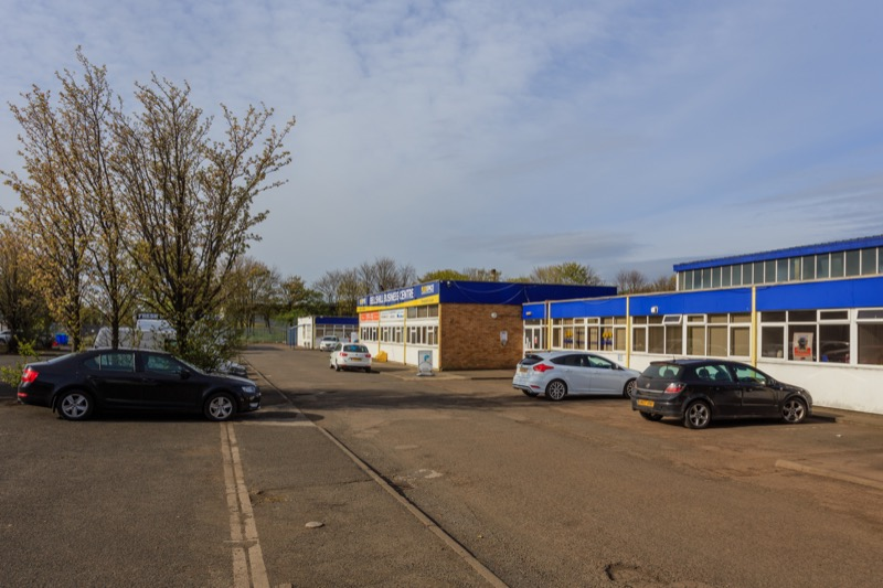 Business Units To Rent In Bellshill With Flexible Company