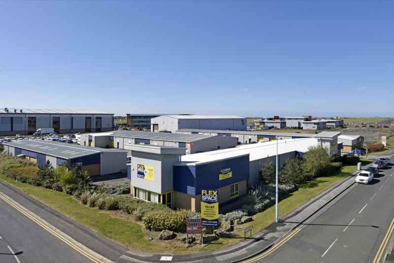 Business Units To Rent In Blackpool Business Park With