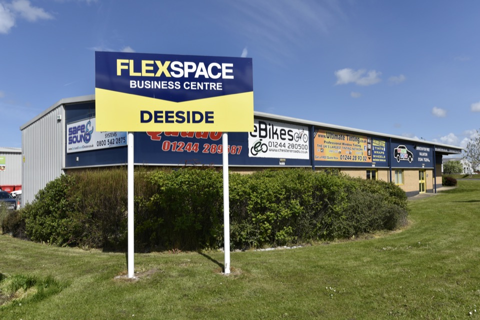 Business Units To Rent In Deeside With Flexible Company
