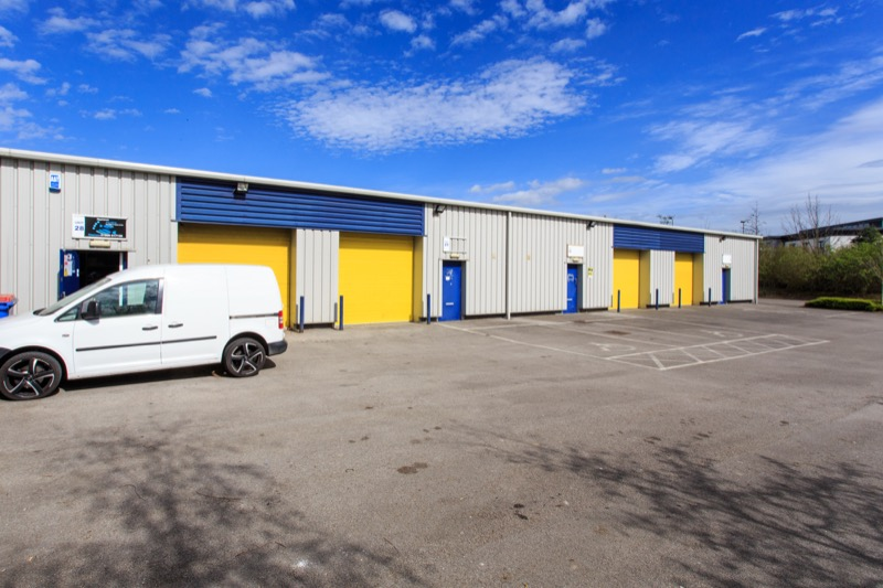 Business units to rent in dinnington with flexible company for Flex space