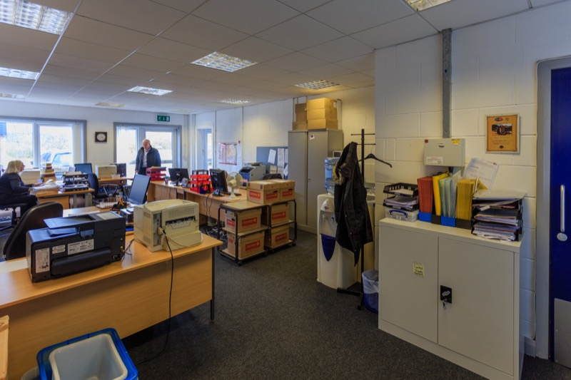 Rent Office business space in Glasgow From Flexspace.