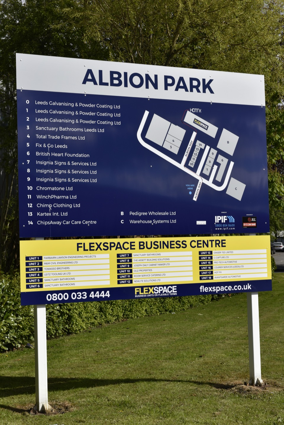 Business Units To Rent In With Flexible Company Leases