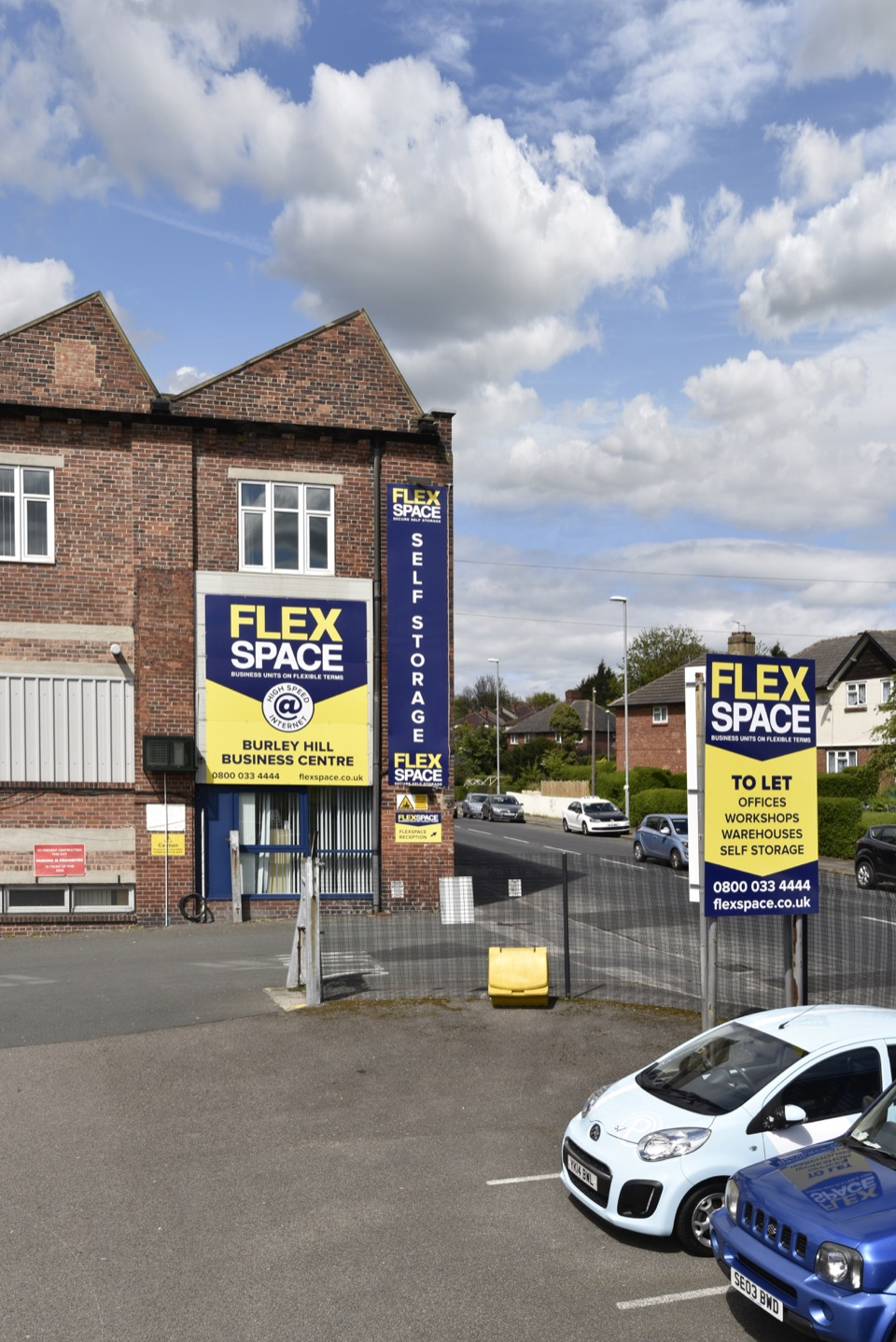 Business Units To Rent In Leeds Burley With Flexible