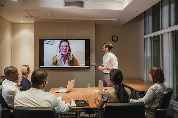 Meeting Technology Video Conferencing