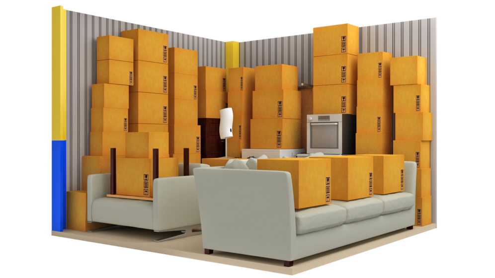 Lease a Container for Self Storage