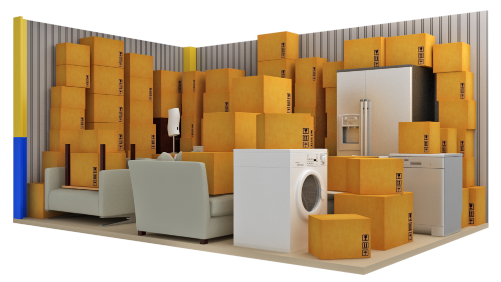 Flexible Storage Space to Rent