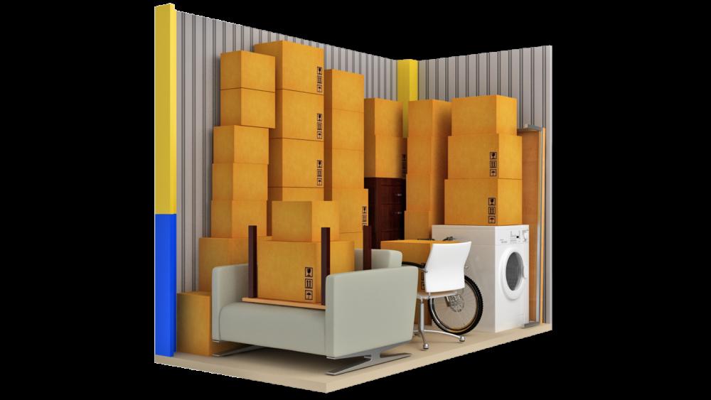 Self Storage to Rent
