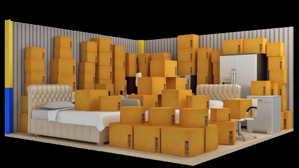 Rent a Self Storage Unit